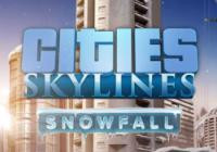 Read Review: Cities: Skylines - Snowfall (PlayStation 4) - Nintendo 3DS Wii U Gaming
