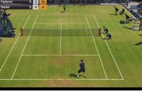 Read preview for Virtua Tennis 2009 (Hands-On) - Nintendo 3DS Wii U Gaming