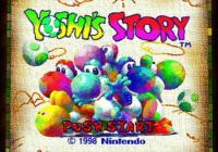 Review for Yoshi's Story on Nintendo 64 - on Nintendo Wii U, 3DS games review
