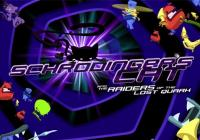 Read review for Schrodinger's Cat and the Raiders of the Lost Quark - Nintendo 3DS Wii U Gaming