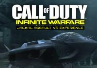 Review for Call of Duty: Infinite Warfare - Jackal Assault VR Experience on PlayStation 4