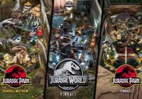 Read review for Pinball FX3: Jurassic World Pinball - Nintendo 3DS Wii U Gaming