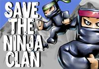 Read review for Save the Ninja Clan - Nintendo 3DS Wii U Gaming