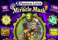 Review for Professor Layton and the Miracle Mask on Nintendo 3DS - on Nintendo Wii U, 3DS games review