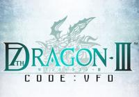 Review for 7th Dragon III Code: VFD on Nintendo 3DS