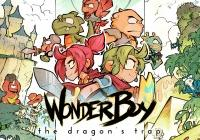 Read review for Wonder Boy: The Dragon's Trap - Nintendo 3DS Wii U Gaming