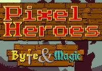 Read review for Pixel Heroes: Byte & Magic  - Nintendo 3DS Wii U Gaming