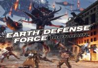 Review for Earth Defence Force: Iron Rain on PlayStation 4