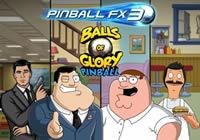 Read review for Pinball FX3: Balls of Glory Pinball - Nintendo 3DS Wii U Gaming