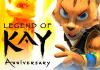 Review for Legend of Kay Anniversary on Nintendo Switch