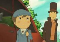 Read article No Plans for Professor Layton on Wii - Nintendo 3DS Wii U Gaming