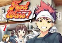 Read article Anime Review: Food Wars! - Nintendo 3DS Wii U Gaming