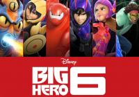 Read article Big Hero 6 (Movie Review)