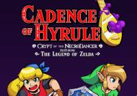 Read Review: Cadence of Hyrule (Nintendo Switch) - Nintendo 3DS Wii U Gaming