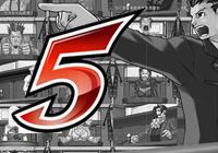 Ace Attorney 5 Now Official - Any Objections? on Nintendo gaming news, videos and discussion