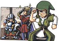 Read article Monster Classes Return in Dragon Quest VII 3D - Nintendo 3DS Wii U Gaming