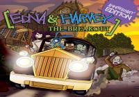 Read Review: Edna & Harvey: The Breakout (Nintendo Switch) - Nintendo 3DS Wii U Gaming