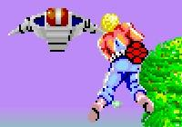 Review for 3D Space Harrier on 3DS eShop - on Nintendo Wii U, 3DS games review