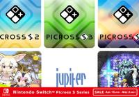 Read article The Picross S Series Goes on Sale! - Nintendo 3DS Wii U Gaming