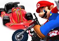 Inflatable Mario Kart Heads to Europe on Nintendo gaming news, videos and discussion