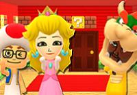 The Mushroom Kingdom Arrives in Miitomo on Nintendo gaming news, videos and discussion