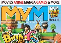 Read article INSiGHT: MyM Magazine: Issue 62 (Review) - Nintendo 3DS Wii U Gaming