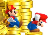 Download New Super Mario Bros 2, Double the Coins on Nintendo gaming news, videos and discussion