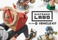 Review for Nintendo Labo Toy-Con 03: Vehicle Kit on Nintendo Switch