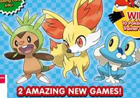 Read article Catch the Official Pokémon Magazine in the UK
