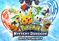 Review for Pokémon Mystery Dungeon: Gates to Infinity on Nintendo 3DS - on Nintendo Wii U, 3DS games review
