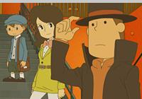 Read article New Professor Layton Due 2013 EU, 2014 US