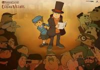 Read article Prof Layton Series Passes 8 Million - Nintendo 3DS Wii U Gaming
