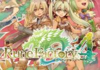 Read Review: Rune Factory 4 (Nintendo 3DS eShop) - Nintendo 3DS Wii U Gaming