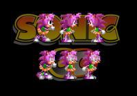 SEGA-Metal-Sonic-Amy-Rose-Sonic-CD-Sonic-Gems-Collection-Birthday