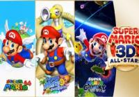 Read Review: Super Mario 3D All Stars (Nintendo Switch) - Nintendo 3DS Wii U Gaming