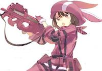 Read article Anime Review: SWO Alt: Gun Gale Online Vol.1 - Nintendo 3DS Wii U Gaming