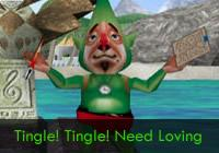 Nintendo: Tingle Needs a Girlfriend and a Calculator on Nintendo gaming news, videos and discussion