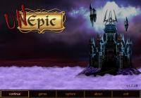 Review for Unepic on Wii U eShop - on Nintendo Wii U, 3DS games review