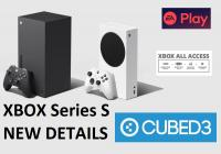 Read article News: NEW Xbox Series S Details - Nintendo 3DS Wii U Gaming