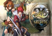Read Review: Ys: Memories of Celceta (PlayStation 4) - Nintendo 3DS Wii U Gaming