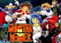 Read review for 3D Gunstar Heroes - Nintendo 3DS Wii U Gaming