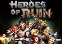 Review for Heroes of Ruin (Hands-On) on Nintendo 3DS