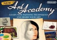 Review for New Art Academy: Learn New Painting Techniques and Share Your Art on Nintendo 3DS - on Nintendo Wii U, 3DS games review