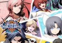 Read Review: BlazBlue: Cross Tag Battle Ver. 2.0 (Switch) - Nintendo 3DS Wii U Gaming