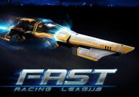 Review for FAST Racing League (Hands-On) on Wii