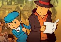Read review for Professor Layton and the Curious Village - Nintendo 3DS Wii U Gaming