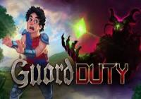 Review for Guard Duty on Nintendo Switch