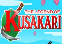 Read review for The Legend of Kusakari - Nintendo 3DS Wii U Gaming