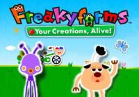 Review for Freakyforms Deluxe: Your Creations, Alive! on Nintendo 3DS - on Nintendo Wii U, 3DS games review