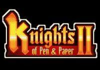 Read review for Knights of Pen & Paper II - Nintendo 3DS Wii U Gaming